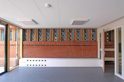 Architectuurbureau sluijmer en van leeuwen projecten renovatie en uitbreiding de wilgetoren - Bureau van de uitbreiding ...